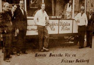 1935, Eerste Vis en Frituur Bakkerij - Den Bosch